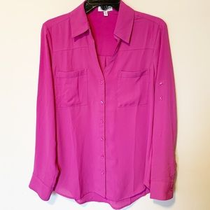 The Portofino Shirt by EXPRESS